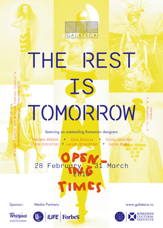 Poster_neogalateca_the_rest_is_tomorrow1