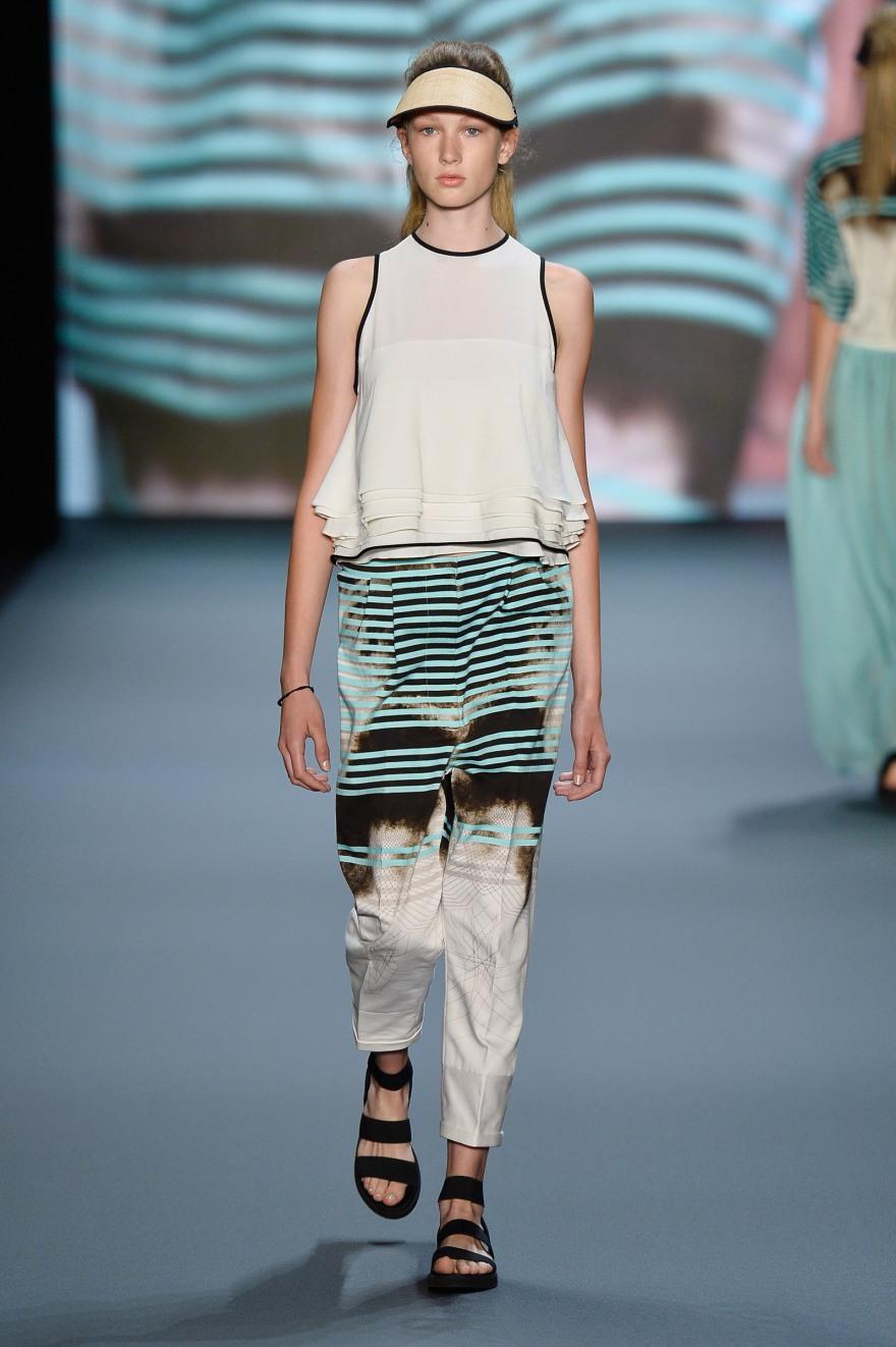 DfT Hosted By Stella McCartney - The Fashion Talent Award By Peek & Cloppenburg Duesseldorf And Fashion ID - Show