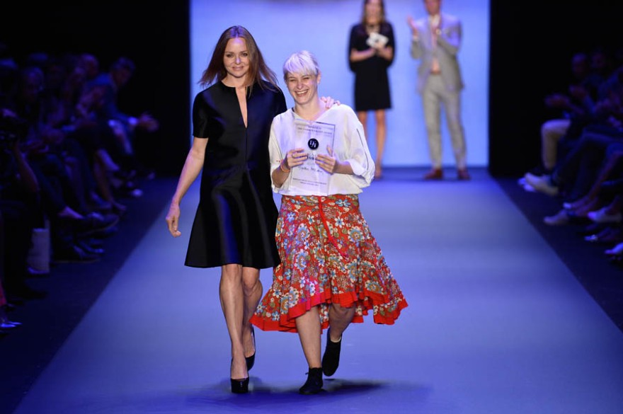 DfT Hosted By Stella McCartney - The Fashion Talent Award By Peek & Cloppenburg Duesseldorf And Fashion ID - Show