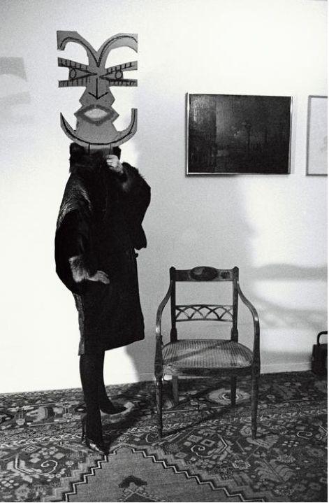 Ingeborg Morath +Saul Steinberg_4