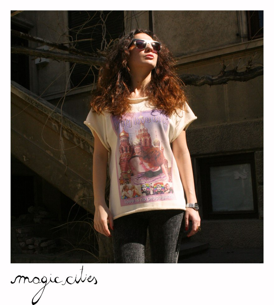 Magic Cities - Mirela Bucovicean in St Petersburg-web